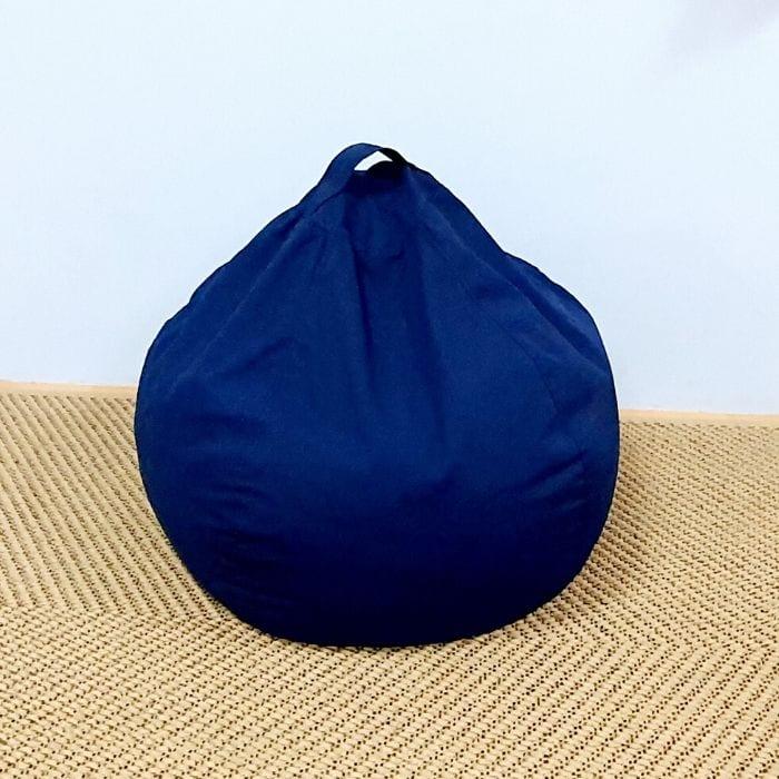 Ink Blue Beanbag