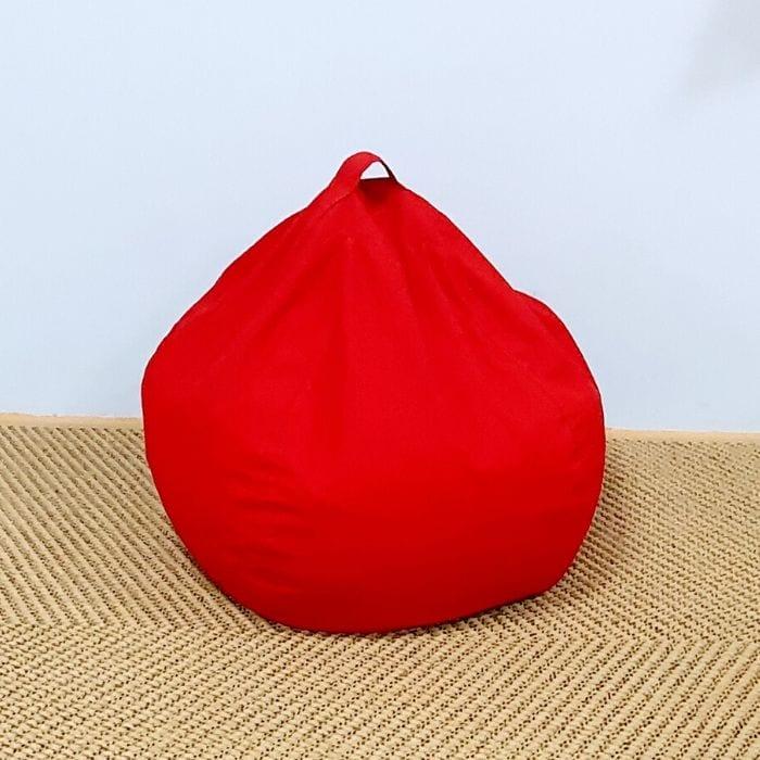 Red Beanbag