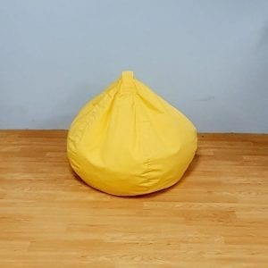 Yellow Beanbag