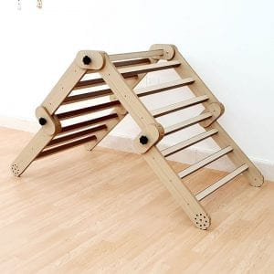 Adjustable Pikler Triangle from Moon Kids Home