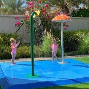 Loving the Water Splash Rental