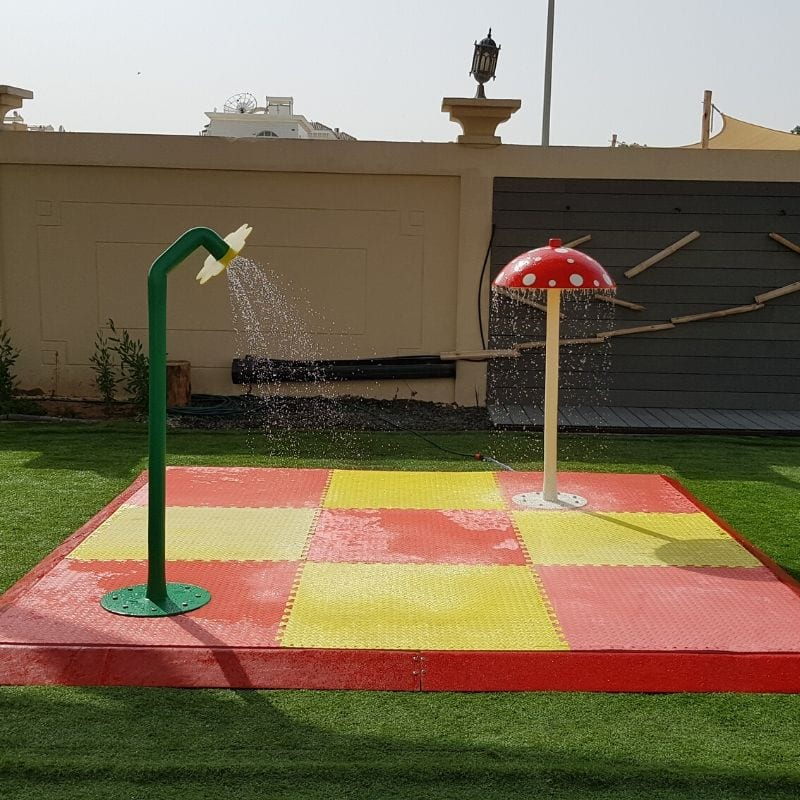 Water Splash Pad Rental