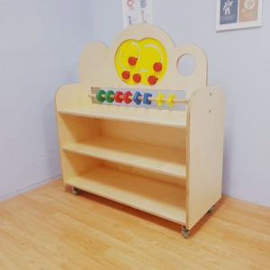 Medium Toy Storage Trolley