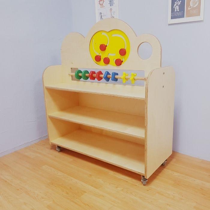 Medium Toy Storage Trolley
