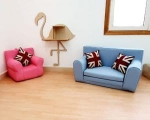 Armchairs and Sofabeds
