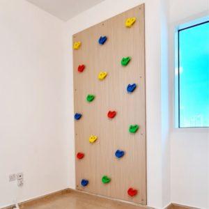 Climbing Wall 1-3 Panels