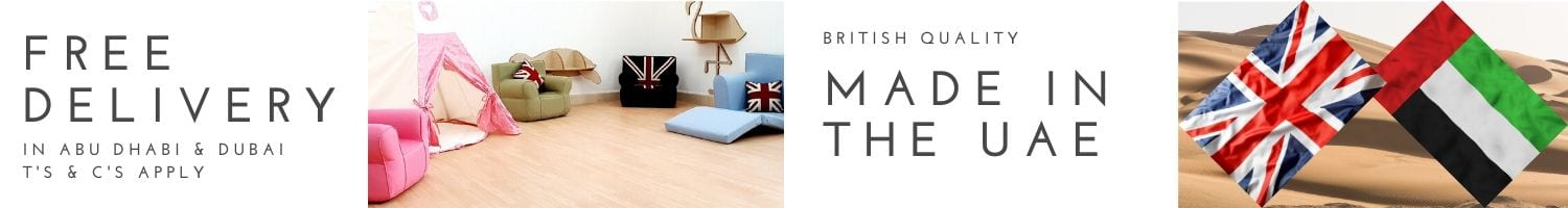 Free Delivery British Quality Made in the UAE