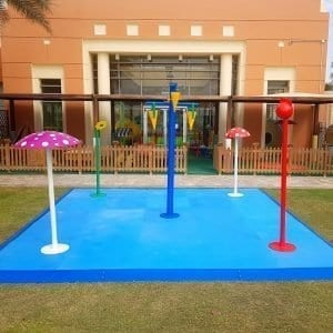 Moon Kids Home Large Water Splash for Rent