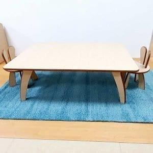 Moon Kids - Table &Chair Set - UAE