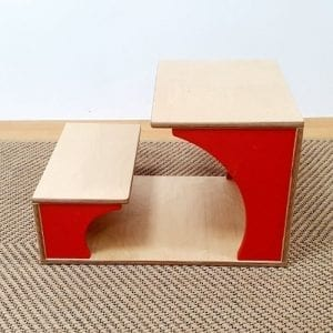 Toddler Desk and Bench