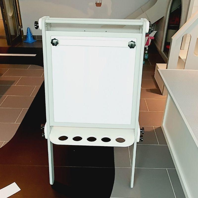 3in1 Foldable Art Easel White Board Dry Erase