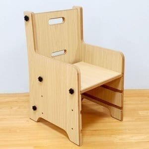 Adjustable Montessori Chair