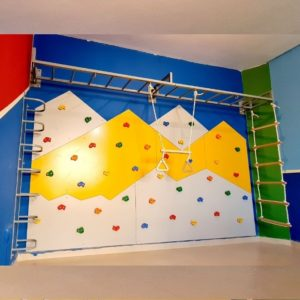 Mountain Climbing Wall