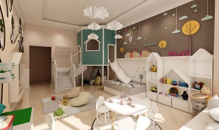 Playrooom Interior Design