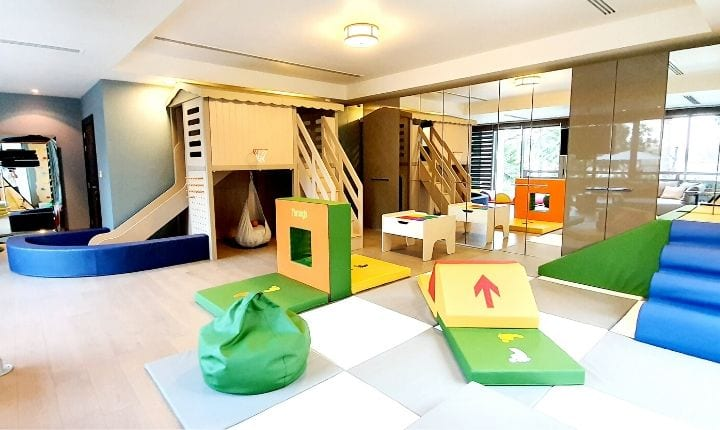 3D interior design at with Moon Kids Home