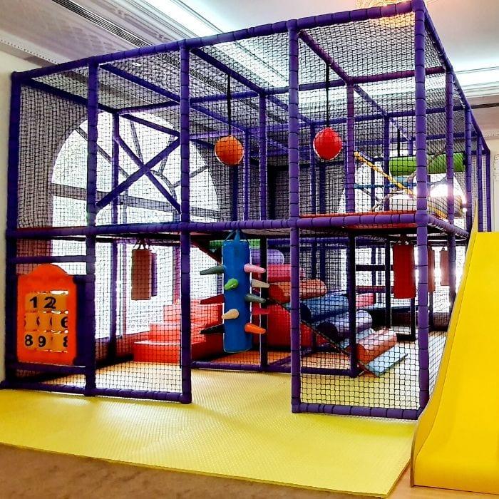 Moon Kids Soft Play Frame Fun House