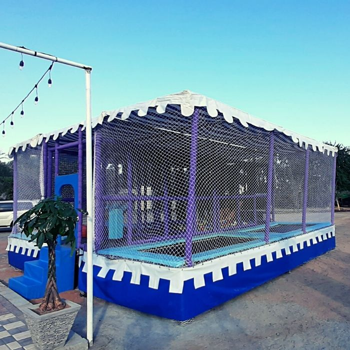 Mobile Maze Funhouse for Rent