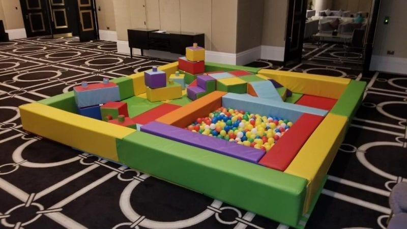 Rent our Soft Play in Dubai and Abu Dhabi