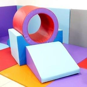 Soft Play Tunnel Set