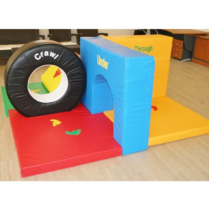Softplay Obstacle Course