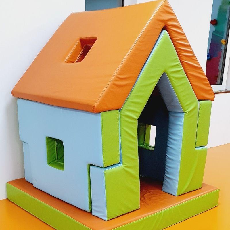 Softplay Jigsaw House