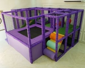Soft Play Frames