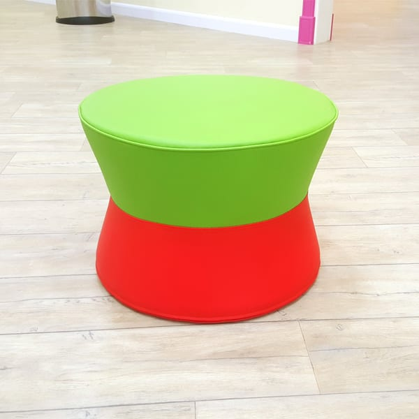 Soft Play Ottoman Seat