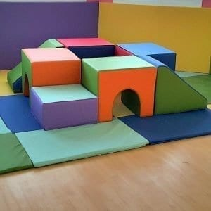 Soft Play Labyrinth