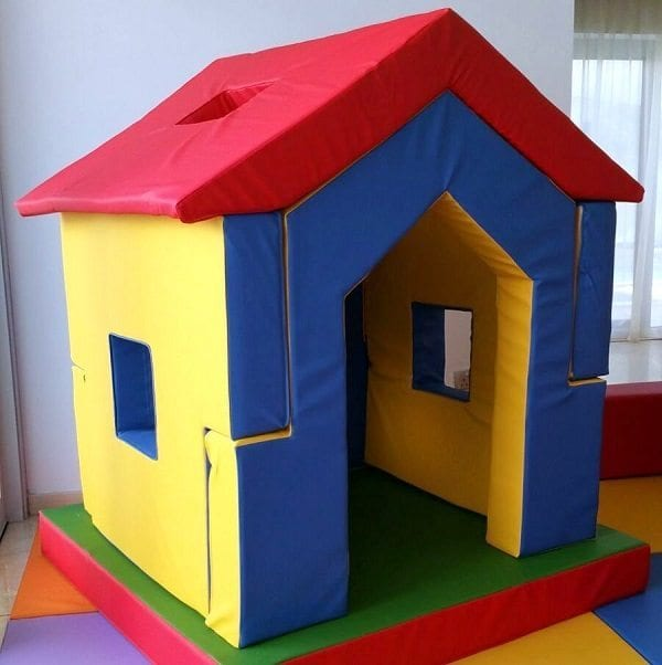 Softplay Puzzle House