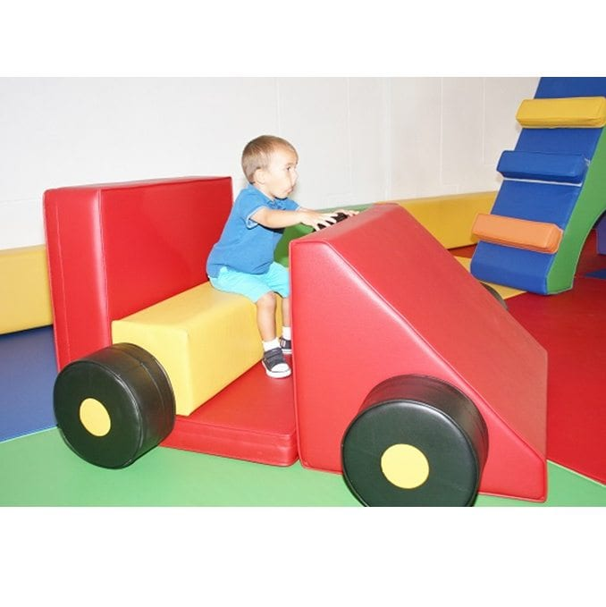 Puzzle Soft Play Racing Car