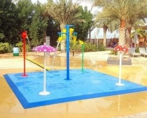 Rentals Water Splash Play