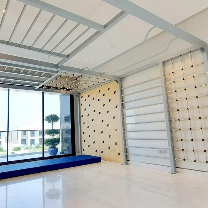 Multi Purpose Home Gym Frame