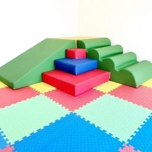 Climbing Corner Softplay Set