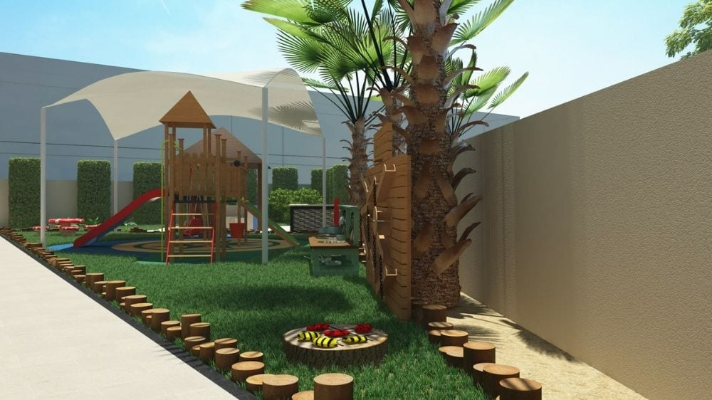 Garden Design Services at Moon Kids Home