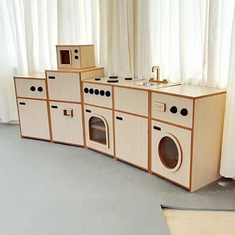 Roleplay Kitchen Set