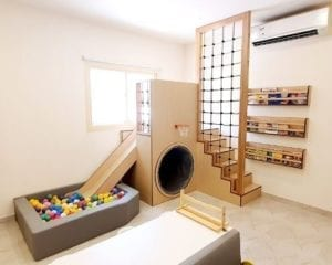 Indoor Play Category at Moon Kids Home