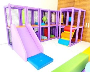 Moon Pod Birthday Party Softplay Rental