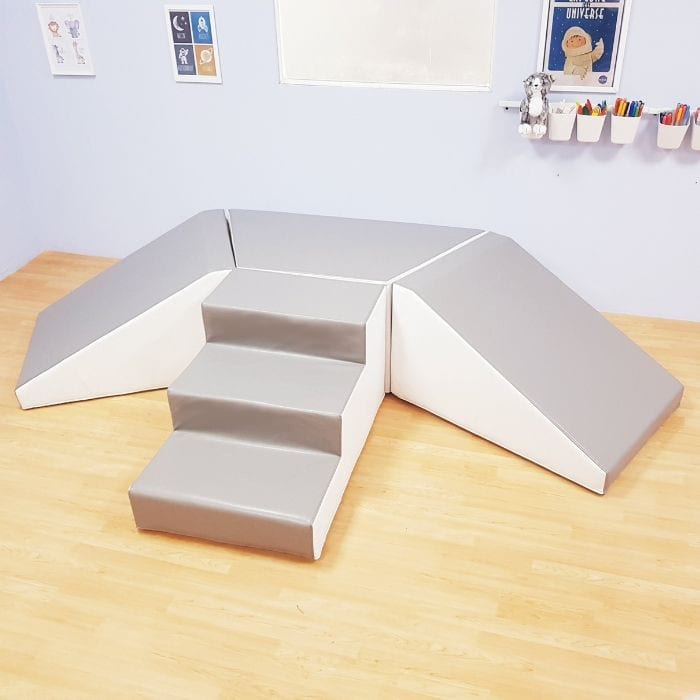 Double Ramp with Steps