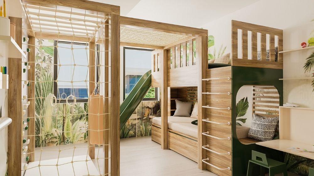 Adventure Bedroom Design by Moon Kids Home
