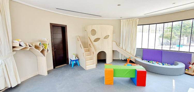 Playroom for Azza