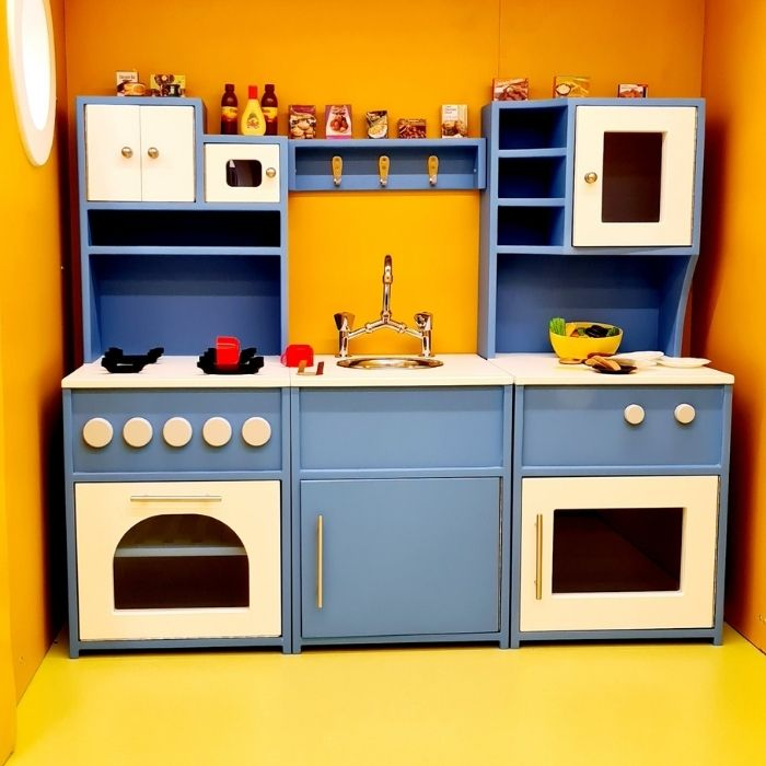 Roleplay Kitchen Set 6