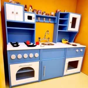 Roleplay Kitchen Set 6