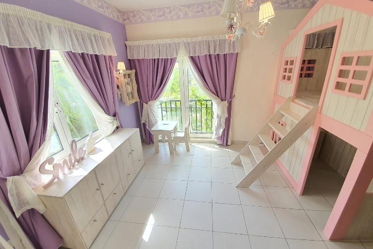 Bedroom for Maya