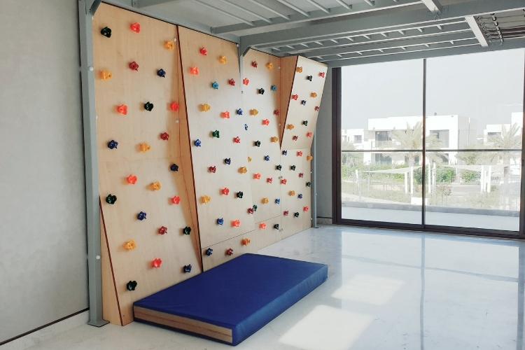 Multi Purpose Home Gym for Rasha