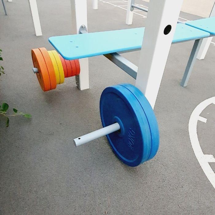 Moon Kids Outdoor Gym