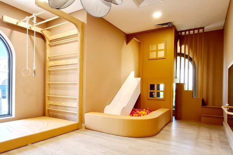 Playroom for Buthaina by Moon Kids Home