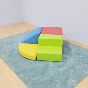 Softplay Mini Climb & Slide Set