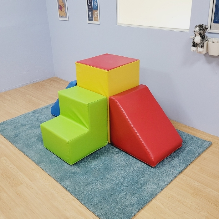 Softplay Mini Gymnasium Playset