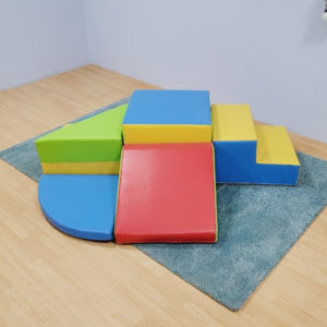 Softplay Mini Softscape Climber Set