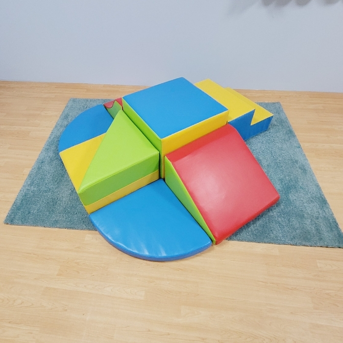 Softplay Mini Softscape Climber Set